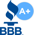 Avia Dental maintains an A+ rating with the Better Business Bureau!
